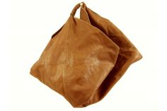 Grand sac épaule Hobo vintage naturel