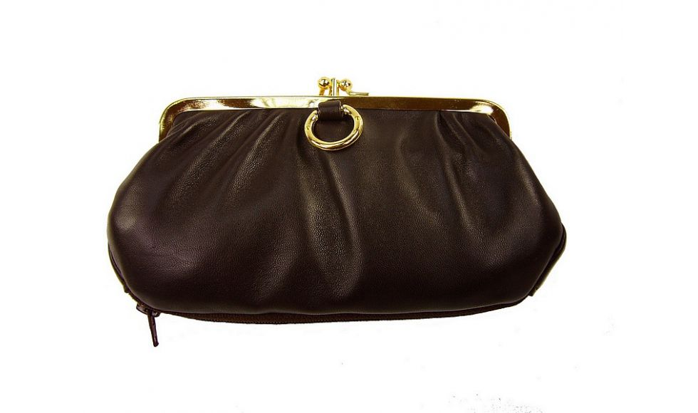 3c6b34cb7f8b Porte-monnaie cuir femme marron qualité France 3715br   Frandi