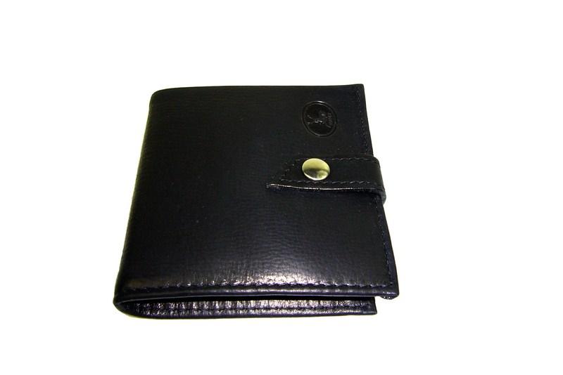 tout neuf 25613 40989 Porte-monnaie cuir noir