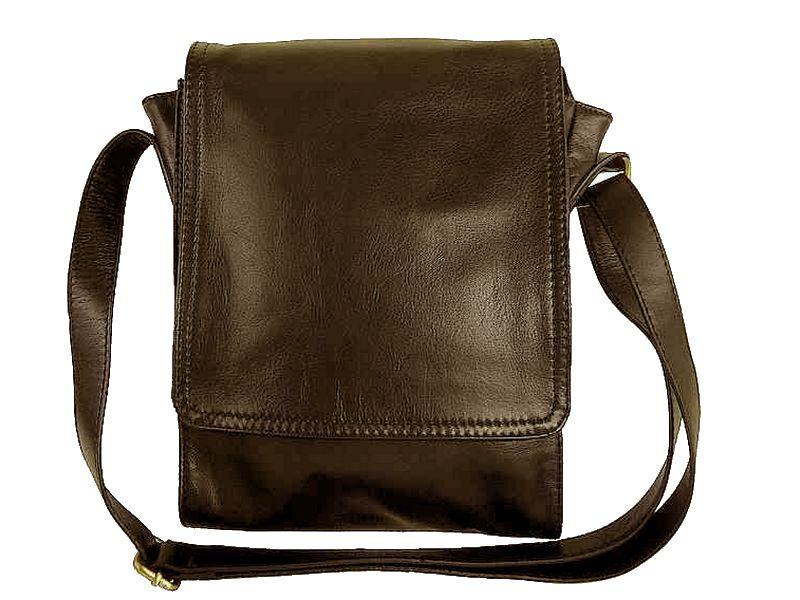 Eshow petit sac bandouli/ères pour homme sacoche homme sac besace noir