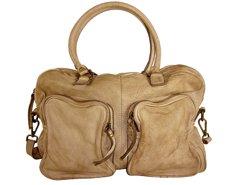 1dda75e653 Sac 24h femme cuir vintage camel Tommy / Collection Esprit Cuir
