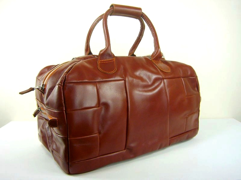 Espritcuir Bag Royal Republiq De Cuir Homme Voyage Marron Ball Sac AjLqc354R