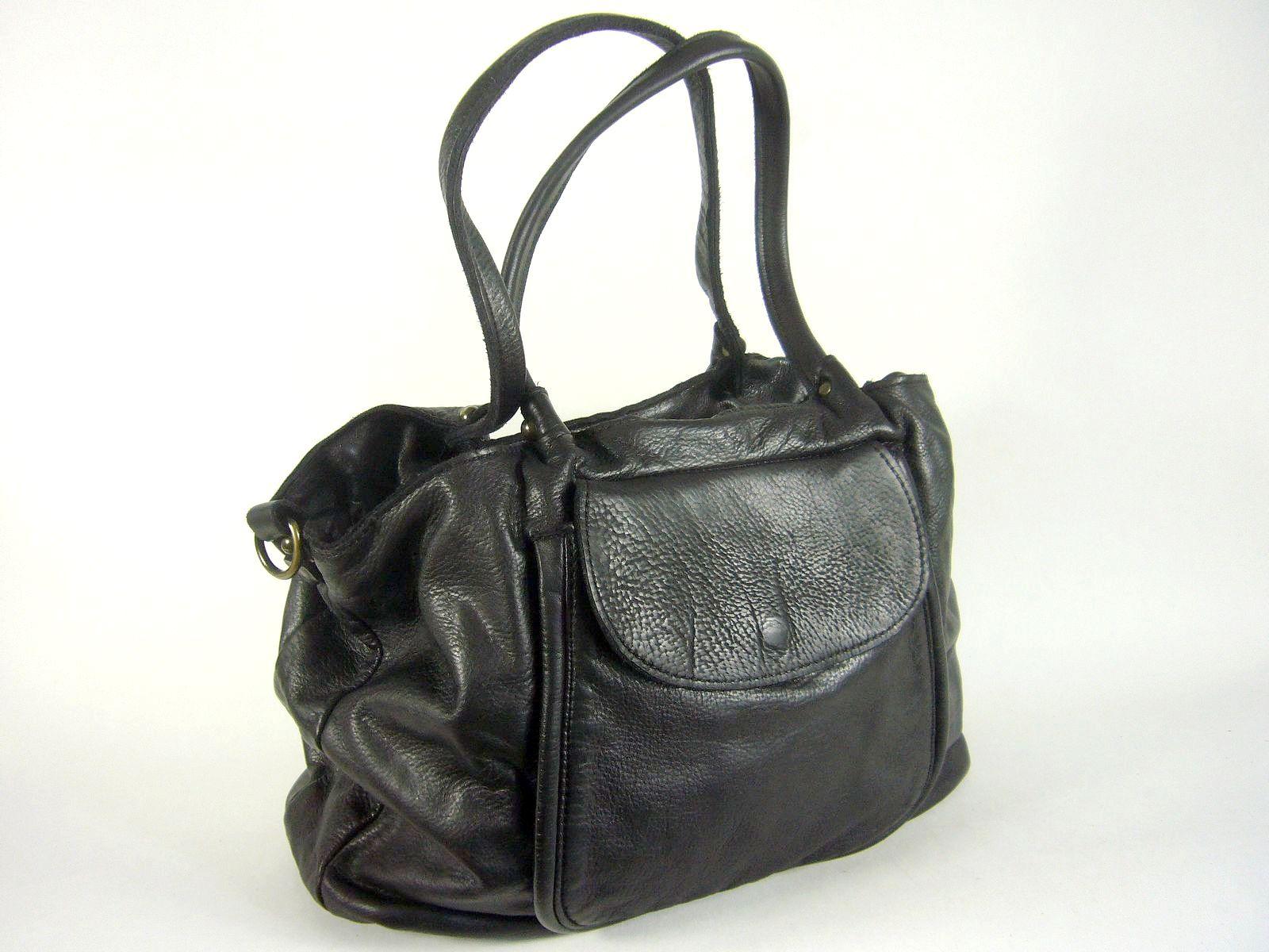 chaussures de sport a2232 b1101 Grand sac à main noir José