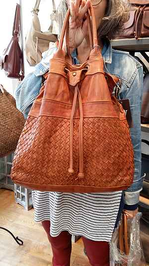 Sac a main vintage made in Italy