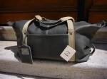 sac voyage en cuir gras