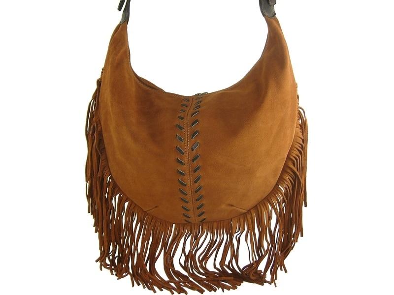 Sac nubuck su de ou daim d cryptage du cuir effet velours - Comment nettoyer un sac en daim ...