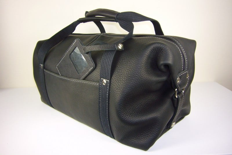 Sacs Chic noirs homme wDrQLL