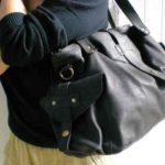 Tout passe, tout lasse, sauf le sac noir!