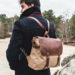 Sacs en toile & cuir: luxe simple et naturel